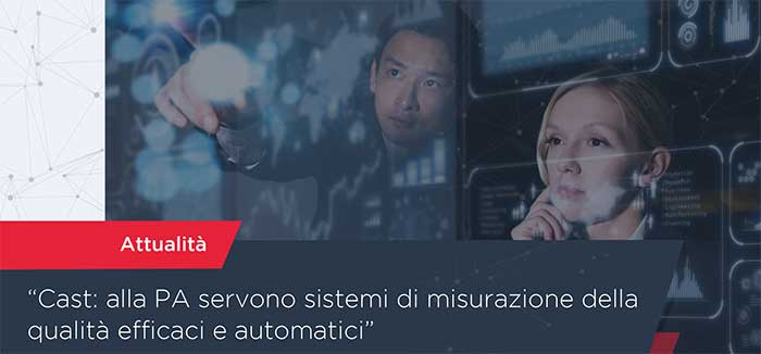 Forum PA - Servono sistemi di misurazione della qualità efficaci e automatici