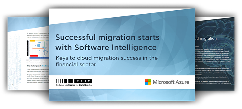 Keys to cloud migration success in the financial sector