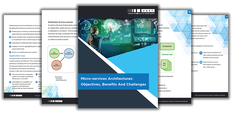 Micro-service architectures: Objectives, Benefits & Challenges