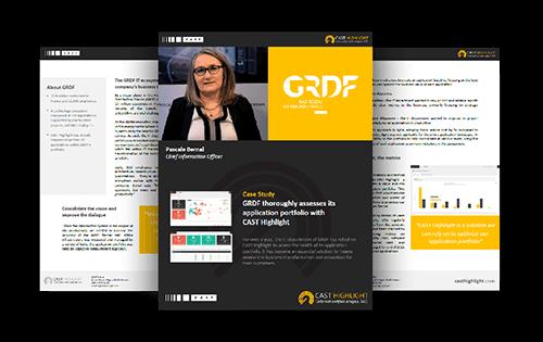 GRDF Case Study