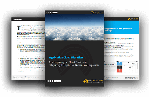 Evolving Along the Cloud Continuum: 3 key insights to plan for & ease PaaS migration