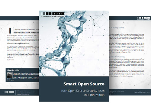 Smart Open Source: Turn Security & License Risks into Innovation