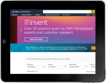 CAST Highlight subscriptions available on AWS marketplace