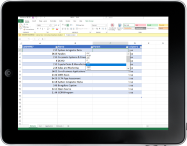 Excel Object Importer