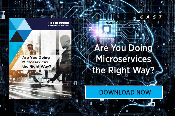 Microservices Framework Designs Patterns Cast Software