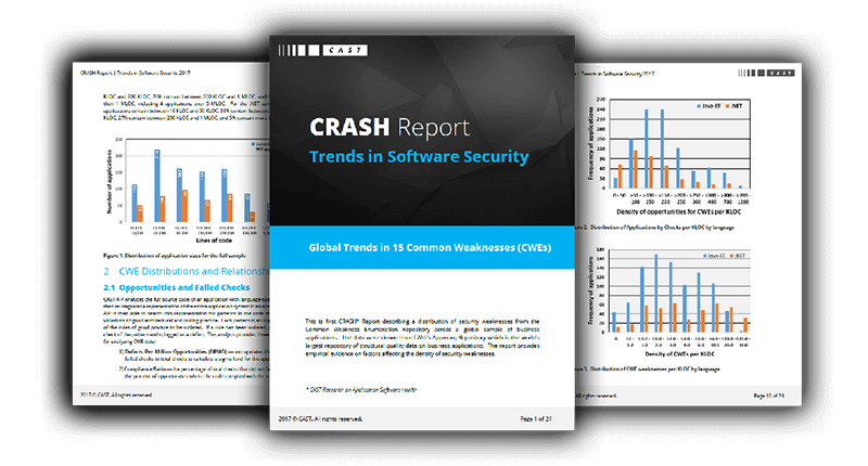 CRASH Report 2017 Trend On Application Security