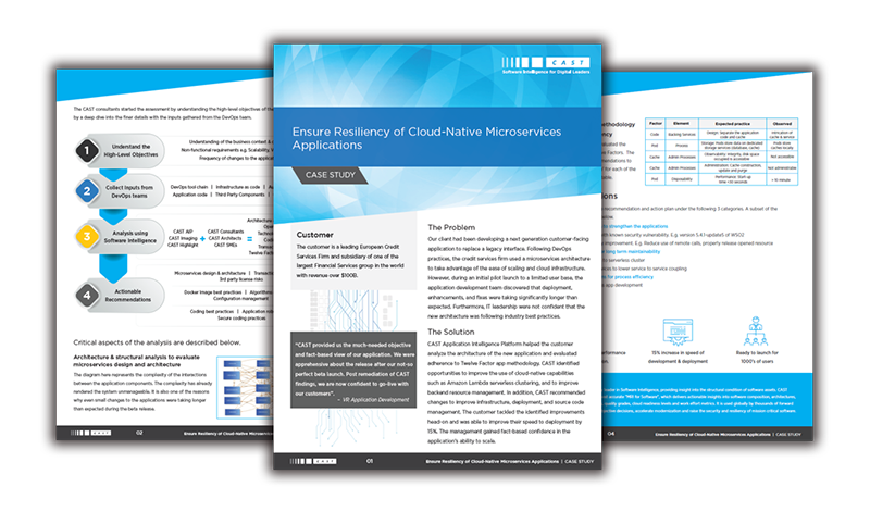 Ensure Resiliency of Cloud-Native Microservices Applications