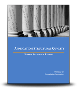 Application Structural Quality